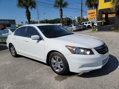 2012 Honda Accord for sale at Trust Motors in Jacksonville FL