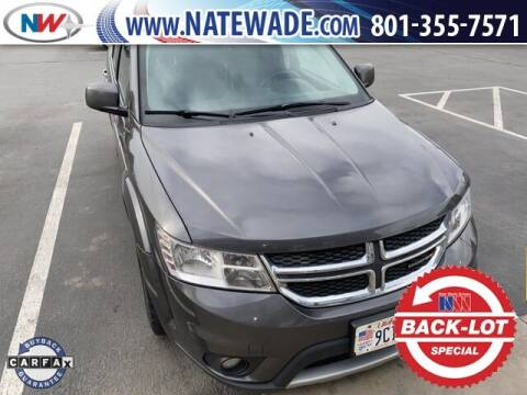 2014 Dodge Journey for sale at NATE WADE SUBARU in Salt Lake City UT