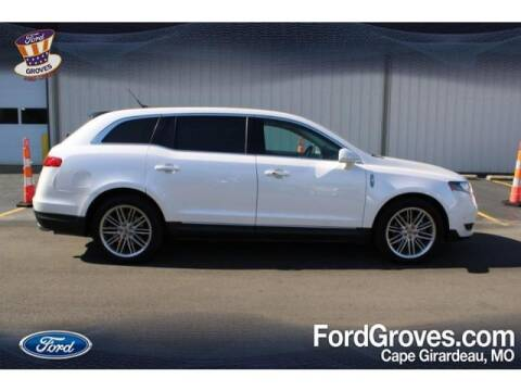 2018 Lincoln MKT for sale at JACKSON FORD GROVES in Jackson MO