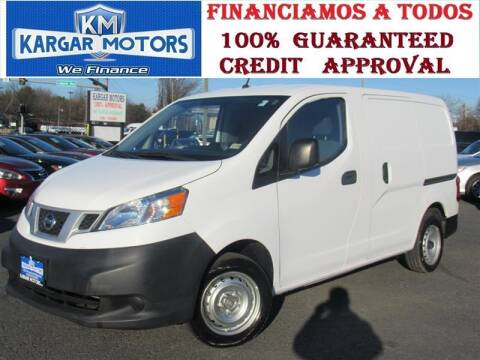 2017 Nissan NV200 for sale at Kargar Motors of Manassas in Manassas VA