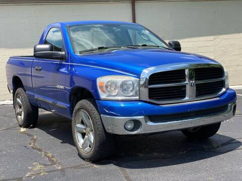 2008 Dodge Ram Pickup 1500 for sale at P.G.P. Exotic Auto Sales Inc. in Owensboro KY