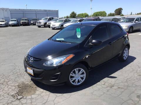 2013 Mazda MAZDA2 for sale at My Three Sons Auto Sales in Sacramento CA