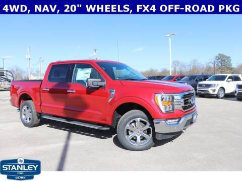 2021 Ford F-150 for sale at Stanley Ford Gilmer in Gilmer TX