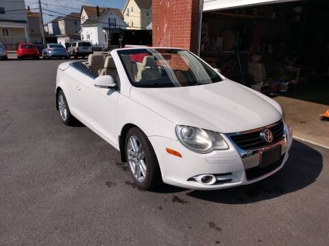 2008 Volkswagen Eos for sale at A J Auto Sales in Fall River MA