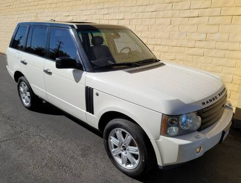 2006 Land Rover Range Rover for sale at Cars To Go in Sacramento CA