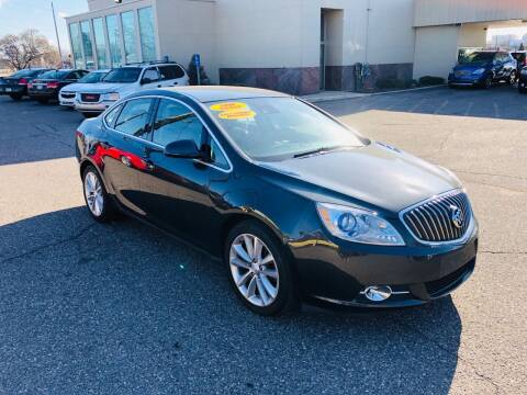 2015 Buick Verano for sale at Big Three Auto Sales Inc. in Detroit MI