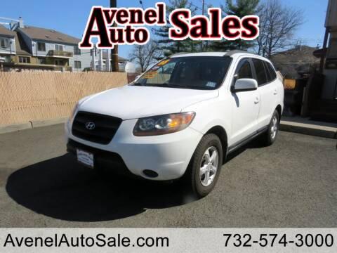2008 Hyundai Santa Fe for sale at Avenel Auto Sales in Avenel NJ