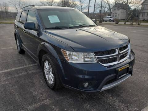 2014 Dodge Journey for sale at DRIVE TREND in Cleveland OH