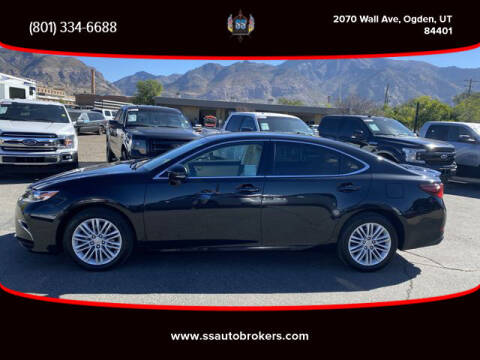 2018 Lexus ES 350 for sale at S S Auto Brokers in Ogden UT