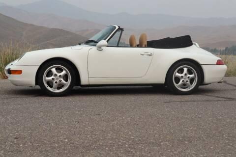 1996 Porsche 911 for sale at Sun Valley Auto Sales in Hailey ID