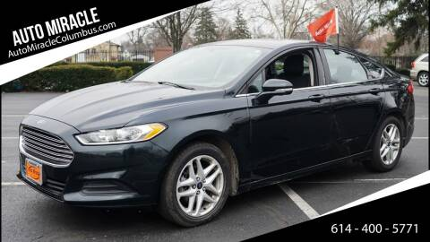 2014 Ford Fusion for sale at Auto Miracle in Columbus OH