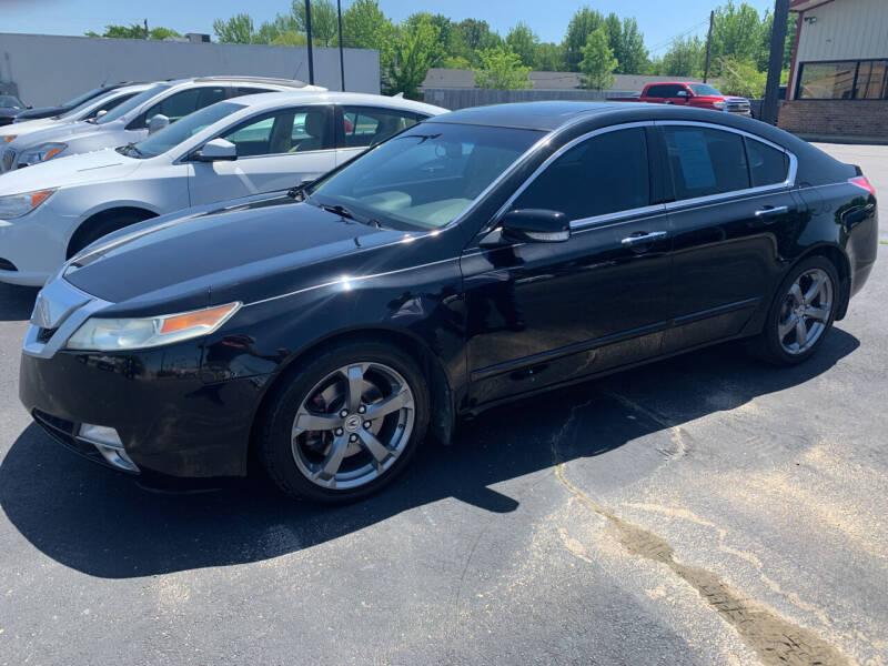 2010 Acura TL for sale at Auto Credit Xpress - Jonesboro in Jonesboro AR