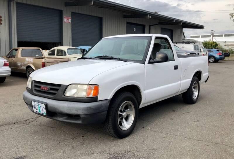 1998 Isuzu Hombre for sale at DASH AUTO SALES LLC in Salem OR