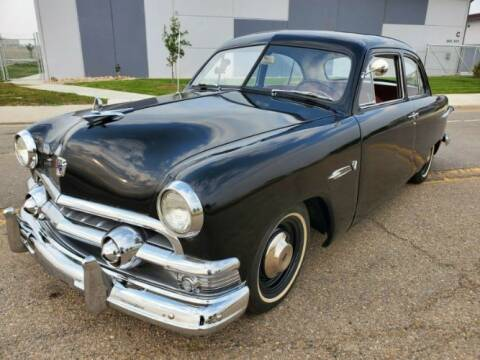 1951 Ford Deluxe for sale at Classic Car Deals in Cadillac MI