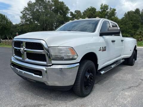 2015 RAM Ram Pickup 3500 for sale at Gator Truck Center of Ocala in Ocala FL