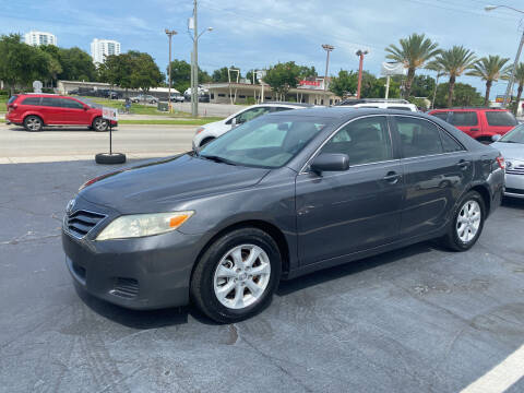 2011 Toyota Camry for sale at Riviera Auto Sales South in Daytona Beach FL