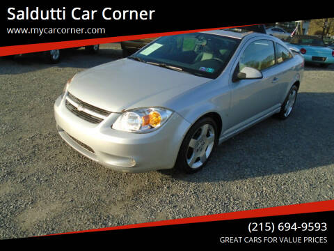 2008 Chevrolet Cobalt for sale at Saldutti Car Corner in Gilbertsville PA
