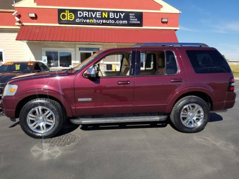 2006 Ford Explorer for sale at Drive N Buy, Inc. in Nampa ID