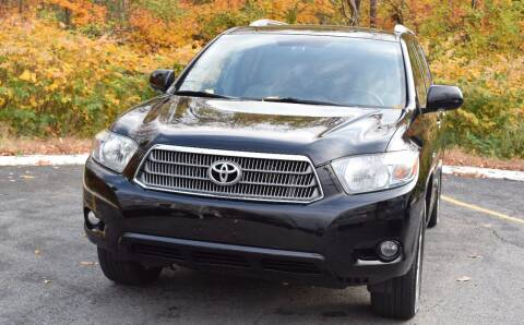 2009 Toyota Highlander Hybrid for sale at Platinum Auto Sales in Leominster MA