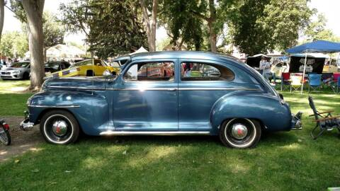 1948 Plymouth Special Deluxe for sale at AFFORDABLY PRICED CARS LLC in Mountain Home ID