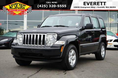 2009 Jeep Liberty for sale at West Coast Auto Works in Edmonds WA