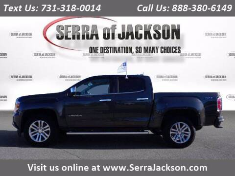 2019 GMC Canyon for sale at Serra Of Jackson in Jackson TN