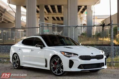 2018 Kia Stinger for sale at Friesen Motorsports in Tacoma WA