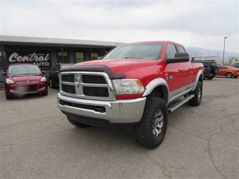 2012 RAM Ram Pickup 2500 for sale at Central Auto in South Salt Lake UT