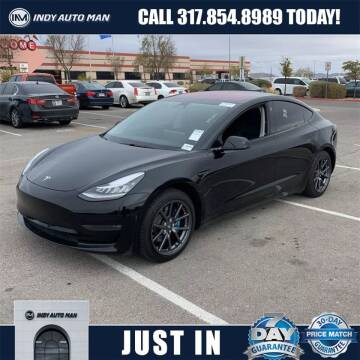 2018 Tesla Model 3 for sale at INDY AUTO MAN in Indianapolis IN
