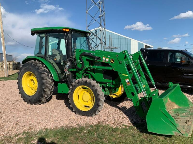 2015 John Deere 5065E for sale at Northern Car Brokers in Belle Fourche SD
