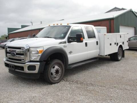 2014 Ford F-450 Super Duty for sale at Frieling Auto Sales in Manhattan KS