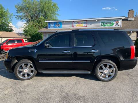 2012 Cadillac Escalade for sale at Revolution Motors LLC in Wentzville MO