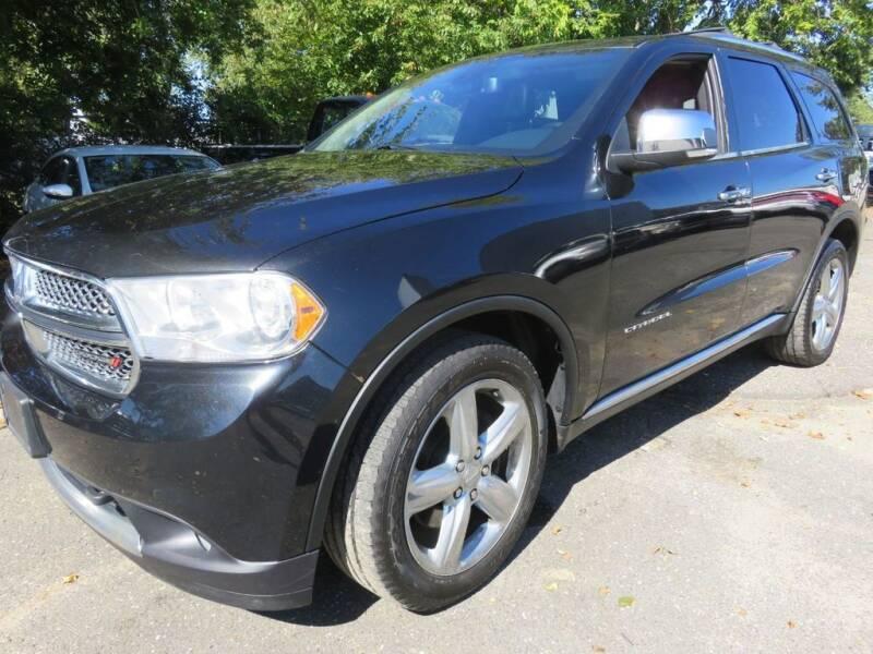 2012 Dodge Durango for sale at US Auto in Pennsauken NJ