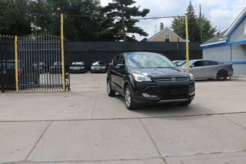 2013 Ford Escape for sale at F & M AUTO SALES in Detroit MI