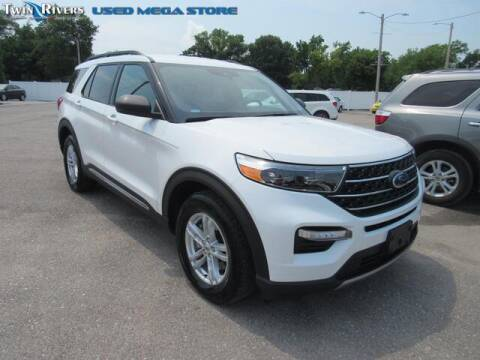 2020 Ford Explorer for sale at TWIN RIVERS CHRYSLER JEEP DODGE RAM in Beatrice NE