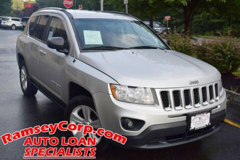 2011 Jeep Compass for sale at Ramsey Corp. in West Milford NJ