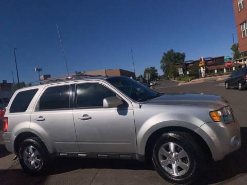 2010 Ford Escape for sale at Sanaa Auto Sales LLC in Denver CO