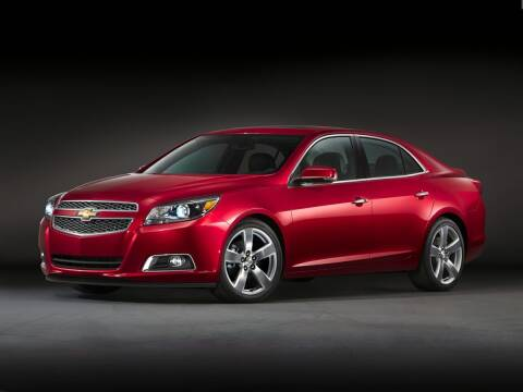 2013 Chevrolet Malibu for sale at PHIL SMITH AUTOMOTIVE GROUP - Phil Smith Kia in Lighthouse Point FL