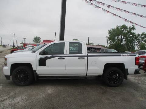 2017 Chevrolet Silverado 1500 for sale at Schrader - Used Cars in Mount Pleasant IA