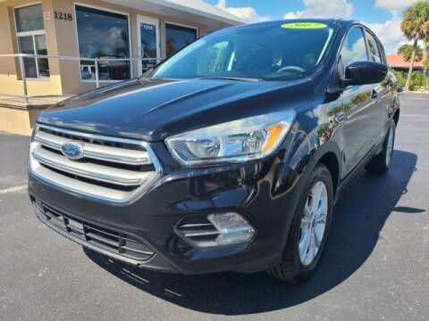 2017 Ford Escape for sale at BC Motors of Stuart in West Palm Beach FL