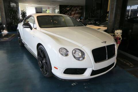 2014 Bentley Continental for sale at OC Autosource in Costa Mesa CA
