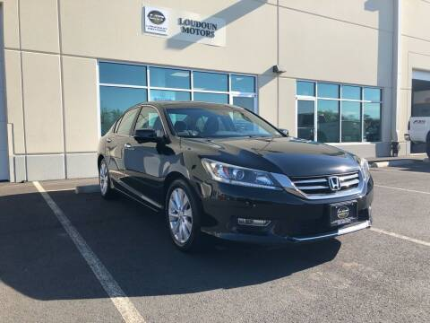2013 Honda Accord for sale at Loudoun Motors in Sterling VA