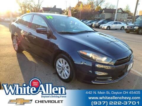 2014 Dodge Dart for sale at WHITE-ALLEN CHEVROLET in Dayton OH