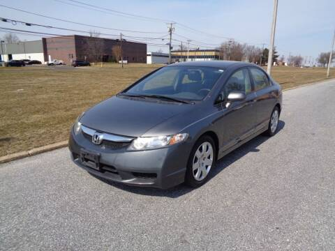 2010 Honda Civic for sale at Rt. 73 AutoMall in Palmyra NJ