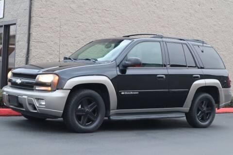 2002 Chevrolet TrailBlazer for sale at Overland Automotive in Hillsboro OR