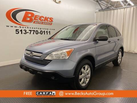 2008 Honda CR-V for sale at Becks Auto Group in Mason OH
