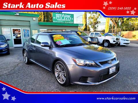2013 Scion tC for sale at Stark Auto Sales in Modesto CA