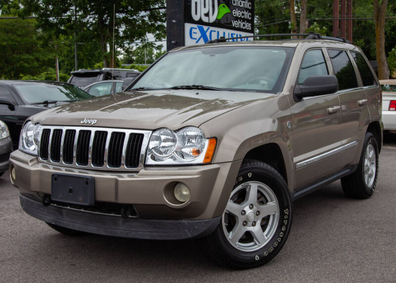2005 Jeep Grand Cherokee for sale at EXCLUSIVE MOTORS in Virginia Beach VA