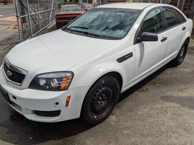 2013 Chevrolet Caprice for sale at Teddy Bear Auto Sales Inc in Portland OR