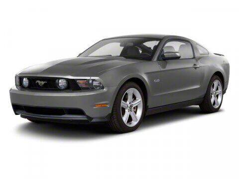 2010 Ford Mustang for sale at BIG STAR HYUNDAI in Houston TX